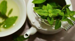 alimentos té verde