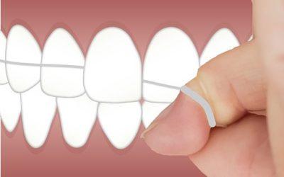 Si te preocupa tu salud, no olvides el hilo dental