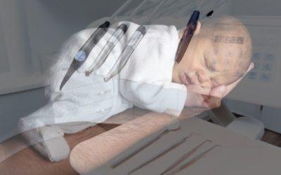 ¿Caries en un bebé? Así es y puede convertirse en un grave problema para tu pequeño