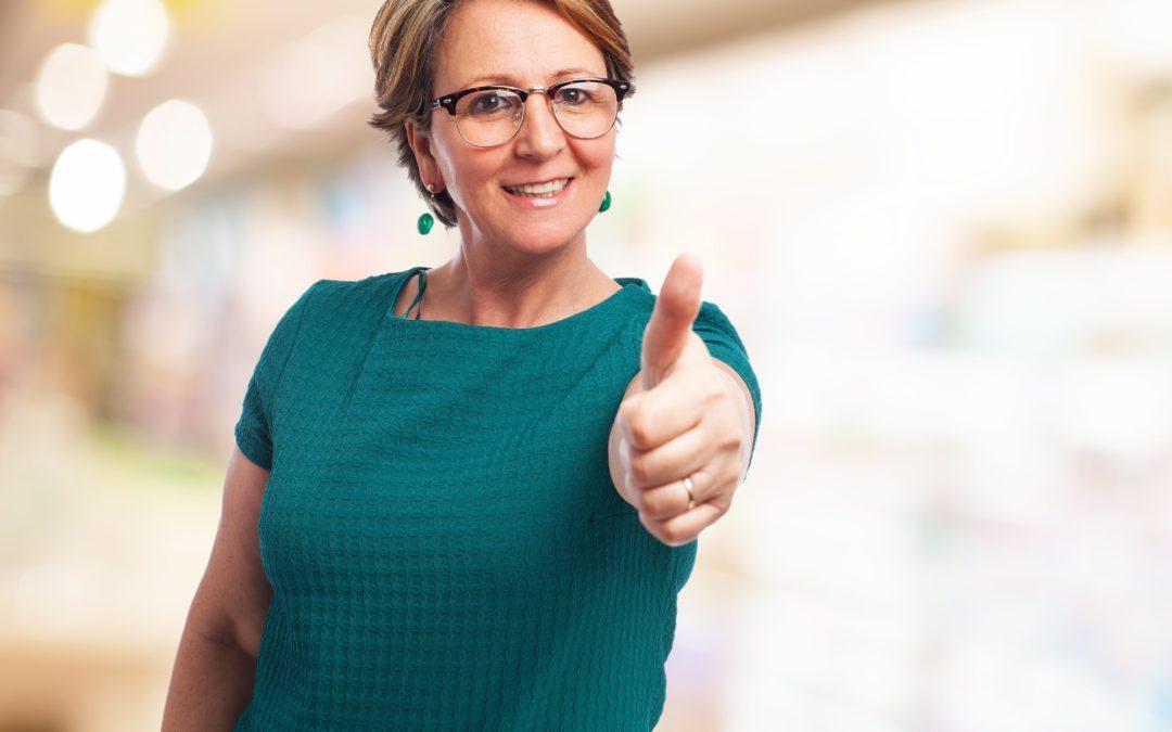 Que la menopausia no apague tu sonrisa
