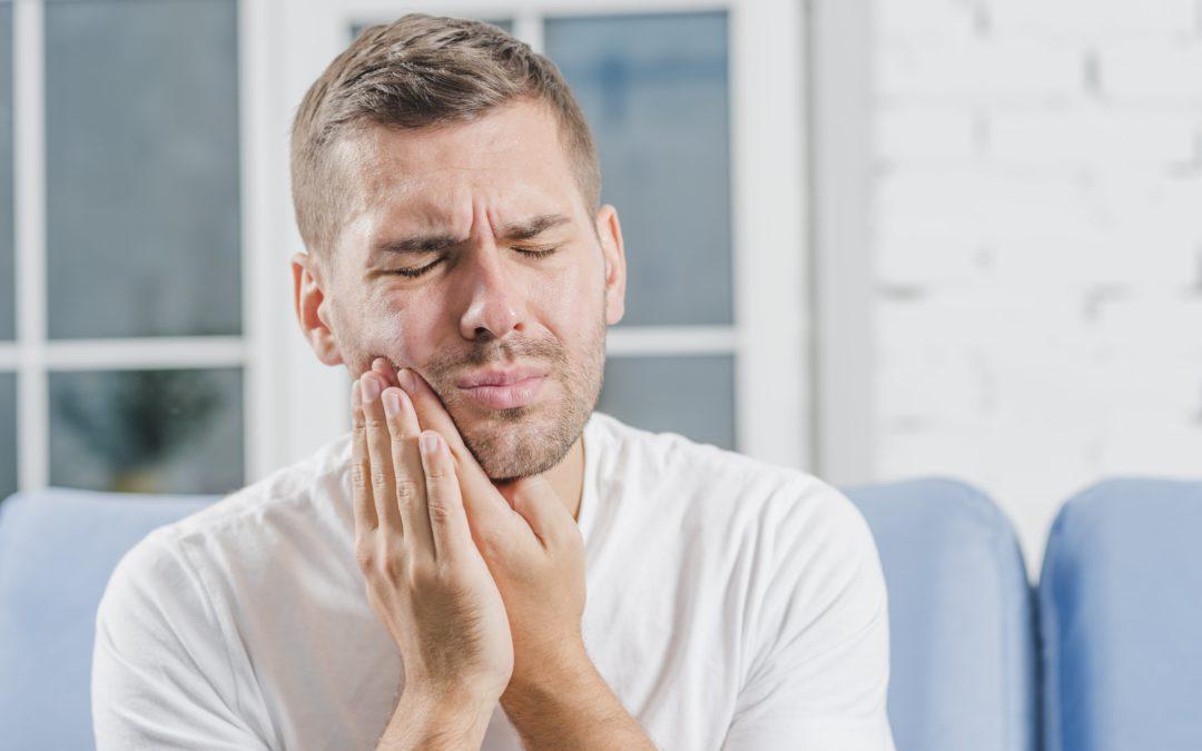 Prevención, causas y tratamiento de un flemón