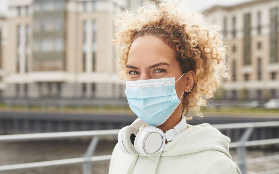 Consecuencias del uso de la mascarilla para nuestra salud bucodental