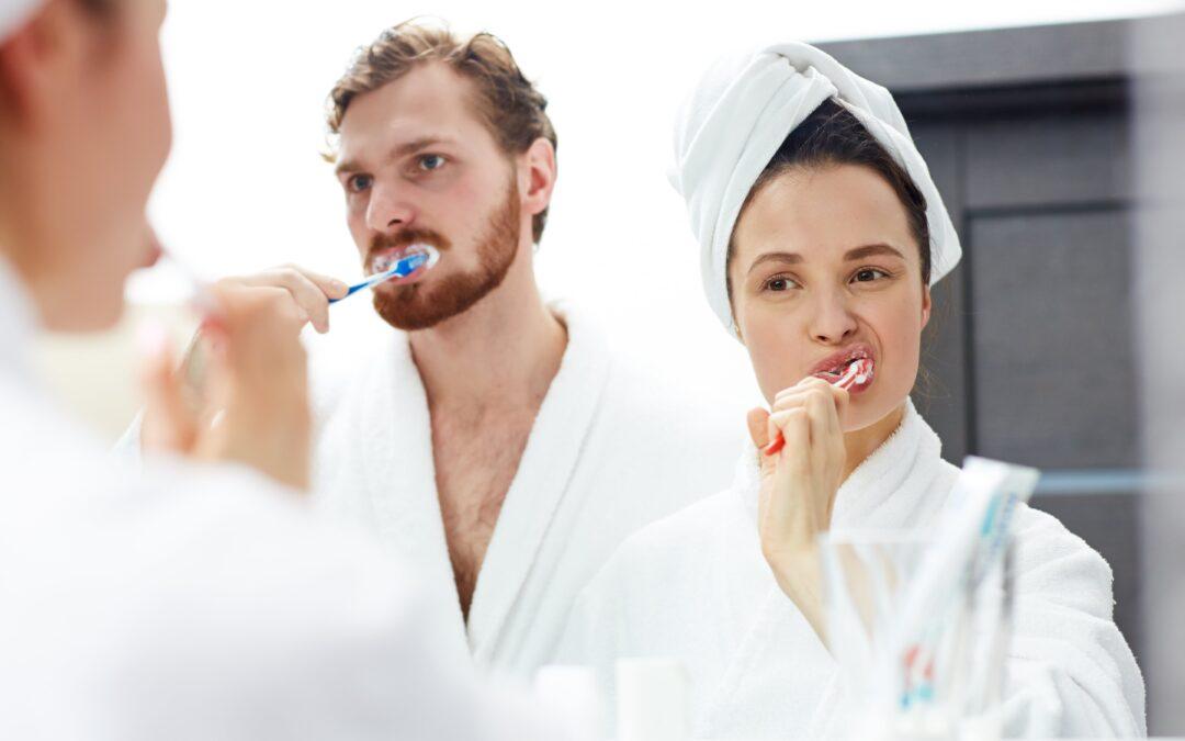 Evita estos errores al cepillarte los dientes